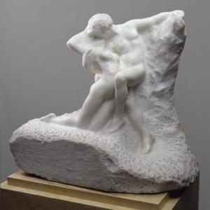 Auguste Rodin (1840–1917), Eeuwige lente [L'éternel printemps], © State Hermitage Museum, St Petersburg