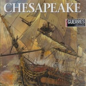 Chesapeake , le combat pour la liberté, chez Glénat