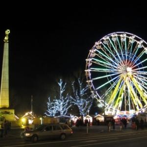 Féeries de Noël à Luxembourg