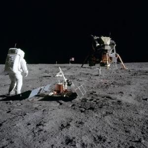 « Un petit pas pour l'Homme, un pas de géant pour l'Humanité », une expo temporaire pour le 50e anniversaire de l'alunissage