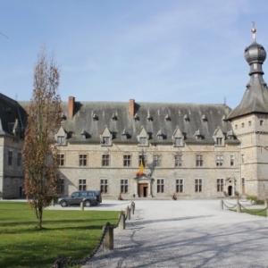 Thierry Bosquet au Château de Chimay du 3 mai au 18 novembre 2018