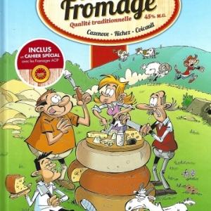 Les fondus du fromage