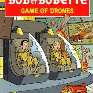 Bob et Bobette  N° 337, Game of drones