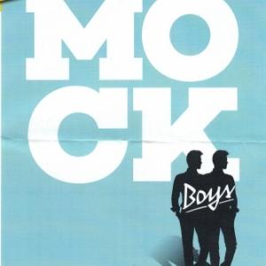Mock Boys de Marie Leymarie chez Syros