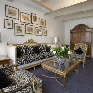 appartement met living room
