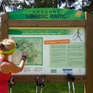 Ardenne Nordic Walking