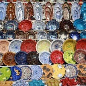 tunesisch aardewerk