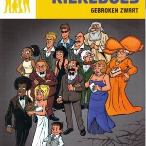 Kiekeboe, Gebroken Hart, door Merho bij uitgeverij Standaard