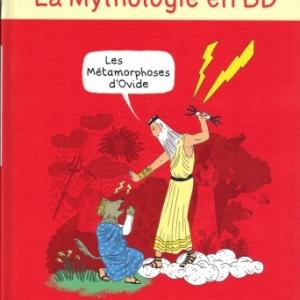 La Mythologie en BD de Béatrice Bottet, Ariane Pinel chez Casterman