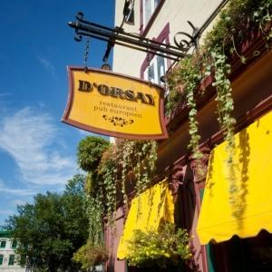 restaurant d'orsay