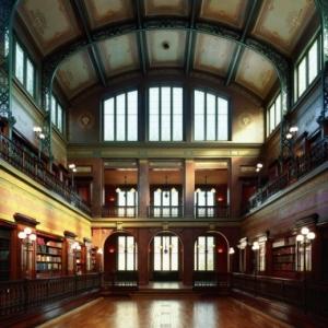 solvay bibliotheek