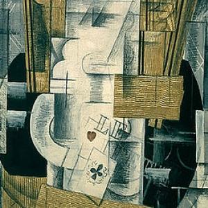 Georges Braque, centre Pompidoe, copywright ADAGP - sabam belgium 2016