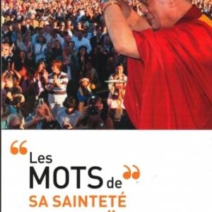 Les mots du dalaï-lama aux Presses du Chatelet