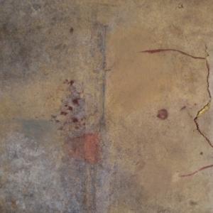 l'exposition « L'Attrait de la Matière »de l'artiste Francis VLOEBERGS à Vaucelles.
