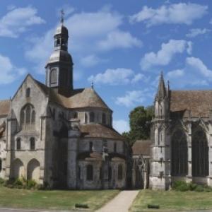 Abbatiale St Germe de Fly - Caroline Ledoux - Acquacalypso - Oise Tourisme