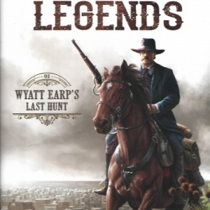 West Legends. Tome 1 - Wyatt Earp's Last Hunt
