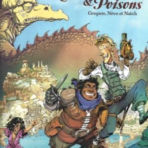 Dragon et Poisons, chez DRAKOO