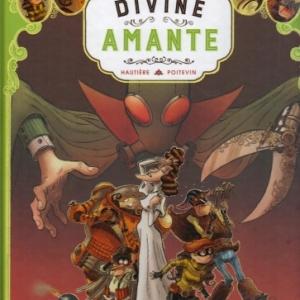 Les spectaculaires, Tome 2 : La Divine Amante, chez Rue de Sèvres