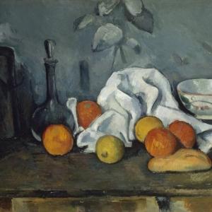Paul Cézanne (1839–1906), Fruit [Fruits], © State Hermitage Museum, St Petersburg