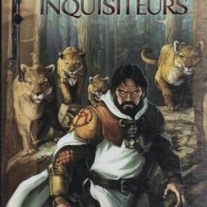 Les Maîtres inquisiteurs, Tome 11 : Zakariel