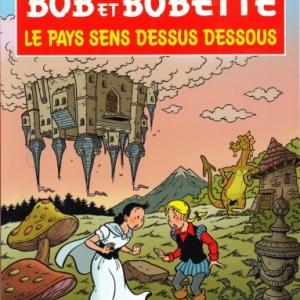 Bob et Bobette, Le pays sens dessus dessous au Standaard