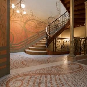 Les amateurs d'Art Nouveau et d'Art Déco ne peuvent  pas rater le festival BANAD à Bruxelles