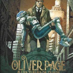 Oliver Page & Les Tueurs de Temps - Tome 1