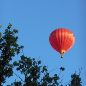 montgolfiere a houffalize