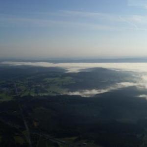 un peut de brouillard - c'est magique