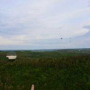 han sur lesse et sa region en montgolfiere