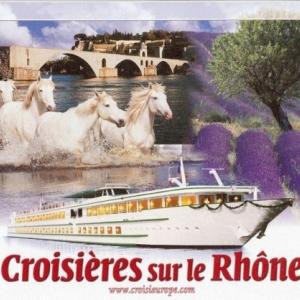 6. Croisiere sur le Rhone