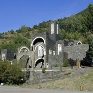 Sanctuaire de Meritxell