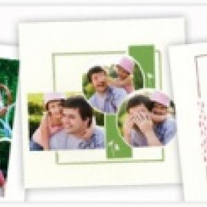 2. Mise en page de photos