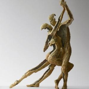 """""""Tango"""", de Jacques Van den Abeele (c) """"Art Thema Gallery"""""""