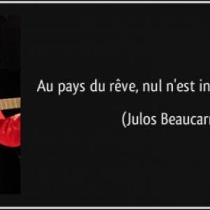 Julos Beaucarne, l un des deux Fondateurs