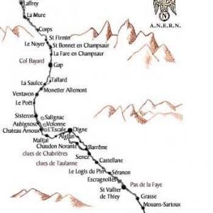 """""""Exploration du Monde"""" : """"Route Napoléon"""", jusqu'au 8 Février"""