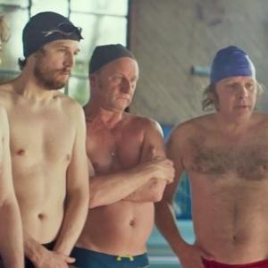 """Nomme :  """"Le grand Bain"""" (Gilles Lellouche), avec Benoit Poelvoorde et Jonathan Zaccai, film nomme pour 2 """"Cesar"""""""