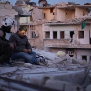 """""""Les derniers Hommes d'Alep"""""""