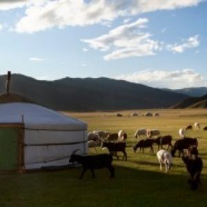 """En Mongolie (c) """"Continents Insolites"""""""