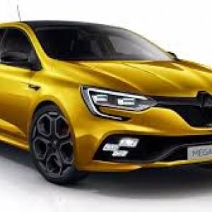 """Nouvelle """"Megane R.S."""" (c) """"Renault"""""""