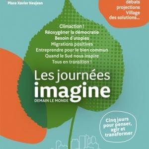 """""""Journées Imagine"""", à Liège, du 24 au 28 avril"""