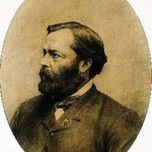Portrait d Henri De Braekeleer