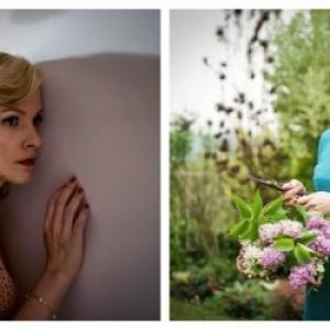 """Veerle Baetens et Anne Coessens, dans """"Duelles"""" (Olivier Masset-Depasse) (c) """"Haut et Court"""""""