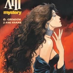 "Tome 13 de ""XIII Mystery"", dessins d Olivier Grenson et scenario de Jean Van Hamme (c) Ed. ""Dargaud"""