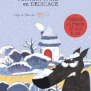 "(c) Mayana Itoïz/Wilfrid Lupano/""Librairie Flagey"""