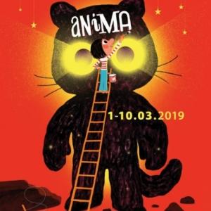 """38ème """"Anima"""", du 1er au 10 Mars, à Bruxelles, à Ixelles et en Provinces"""