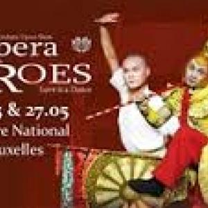 """3ème """"Festival des Arts de la Chine dans l'Union Européenne"""": """"Héros de l'Opéra"""", ces 26 et 27 Mai"""
