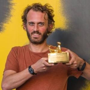 "Emmanuel Marre (""D un Chateau l'Autre""), presentant son ""Pardino d'Or "", a Locarno"