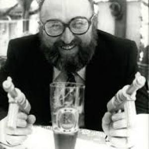 """Sergio Leone, le 9 mai 1973 (c) """"Keystone Pictures USA""""/""""Newscom-Maxppp"""""""