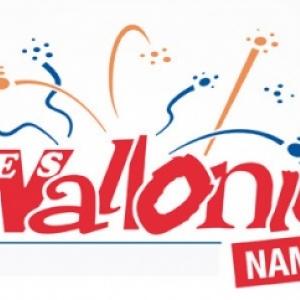 Fêtes de Wallonie 2016, à Namur
